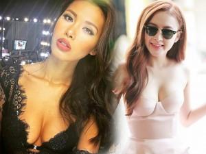 6 mỹ nhân ăn nhiều mà vẫn gợi cảm của showbiz Việt