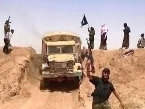 IS bất ngờ phản công sau 10 ngày bị Nga không kích