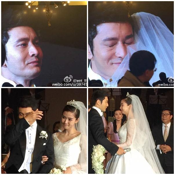 """9 kỷ lục trong """"đám cưới cổ tích"""" của Huỳnh Hiểu Minh - 4"""