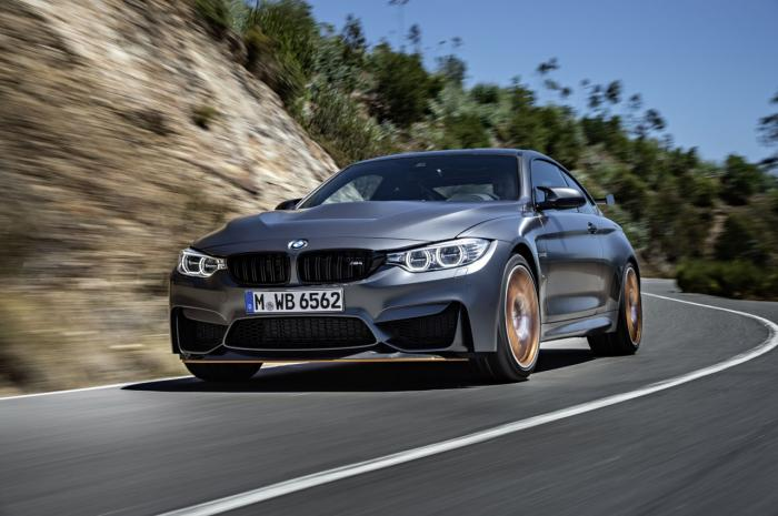 Ngắm xe coupe hiệu suất cao BMW M4 GTS - 1