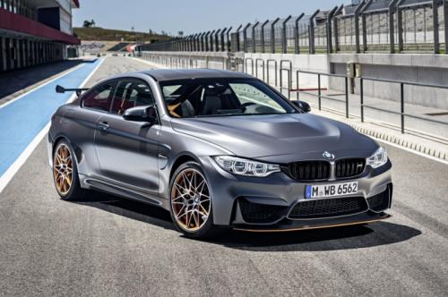 Ngắm xe coupe hiệu suất cao BMW M4 GTS - 2