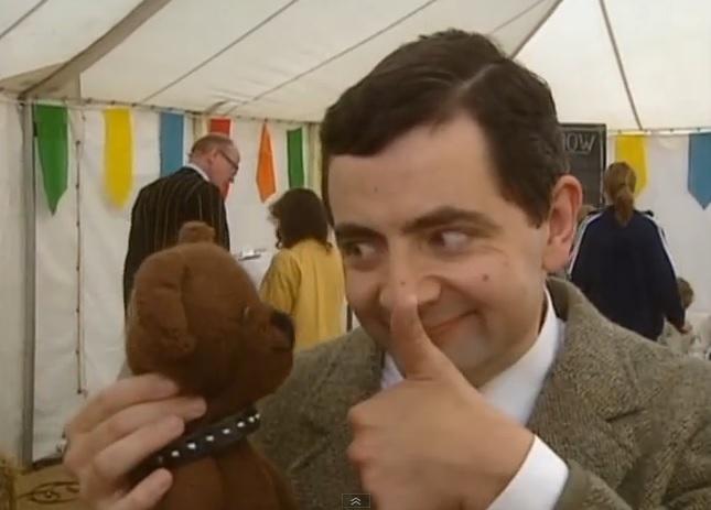 """""""Mr Bean"""": Anh thợ cày, bạn thân của cựu thủ tướng Anh - 11"""