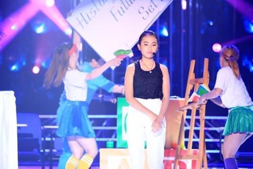 Phương Mỹ Chi hát tiếng Thái khiến fan ngạc nhiên - 1
