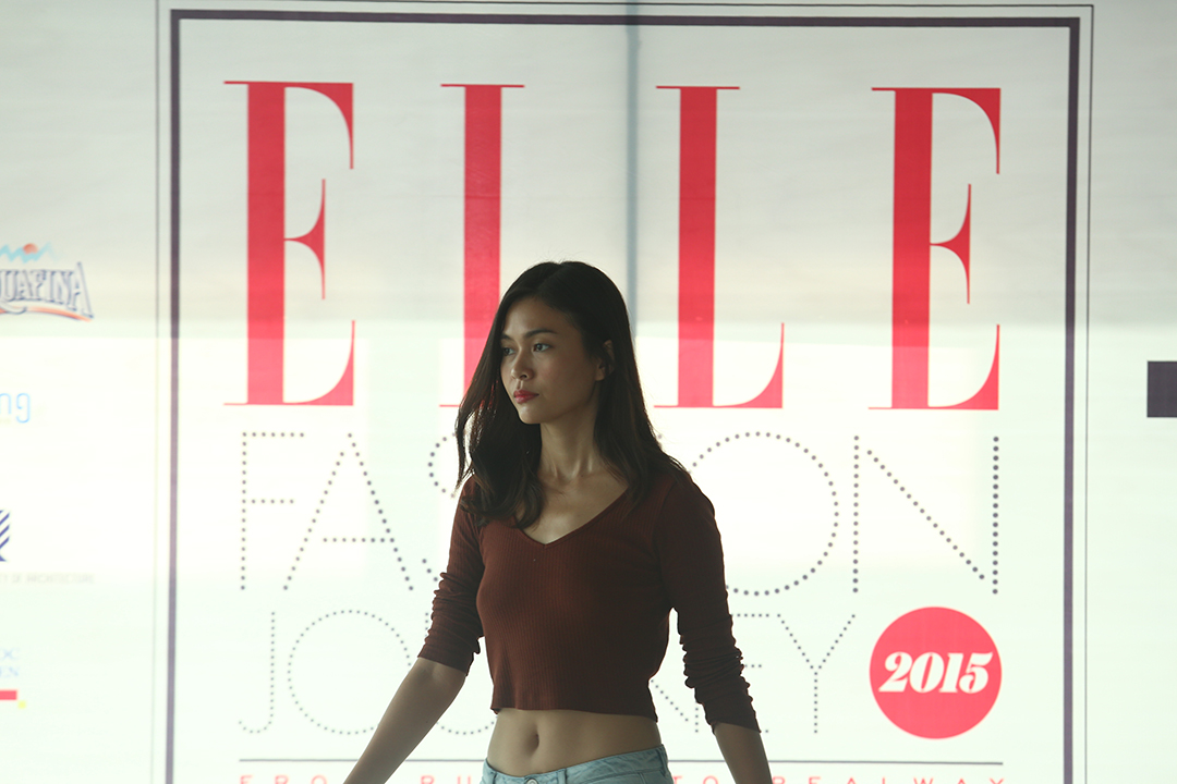 Hé lộ dàn mẫu trình diễn trong Elle Fashion Show 2015 - 2