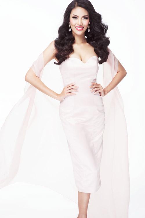 Lan Khuê đã sẵn sàng chinh phục Hoa hậu Thế giới 2015 - 1