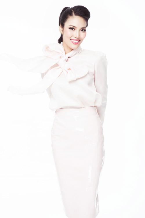 Lan Khuê đã sẵn sàng chinh phục Hoa hậu Thế giới 2015 - 10