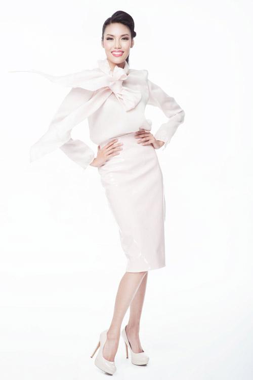 Lan Khuê đã sẵn sàng chinh phục Hoa hậu Thế giới 2015 - 11