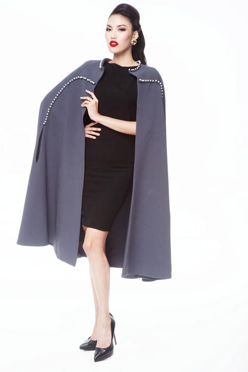 Lan Khuê đã sẵn sàng chinh phục Hoa hậu Thế giới 2015 - 12