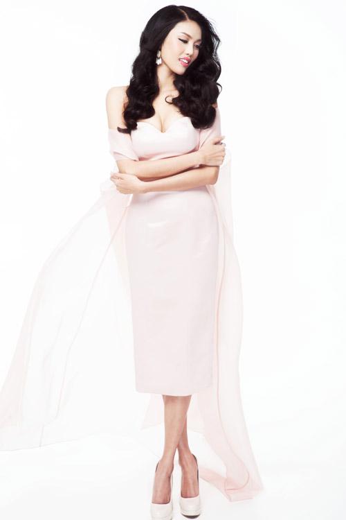 Lan Khuê đã sẵn sàng chinh phục Hoa hậu Thế giới 2015 - 2