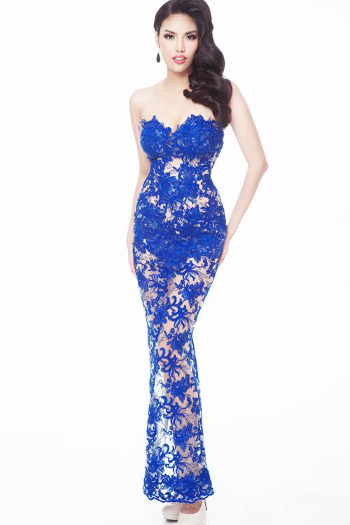Lan Khuê đã sẵn sàng chinh phục Hoa hậu Thế giới 2015 - 4