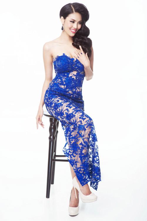 Lan Khuê đã sẵn sàng chinh phục Hoa hậu Thế giới 2015 - 5