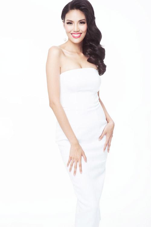 Lan Khuê đã sẵn sàng chinh phục Hoa hậu Thế giới 2015 - 7