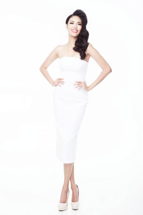Lan Khuê đã sẵn sàng chinh phục Hoa hậu Thế giới 2015 - 8