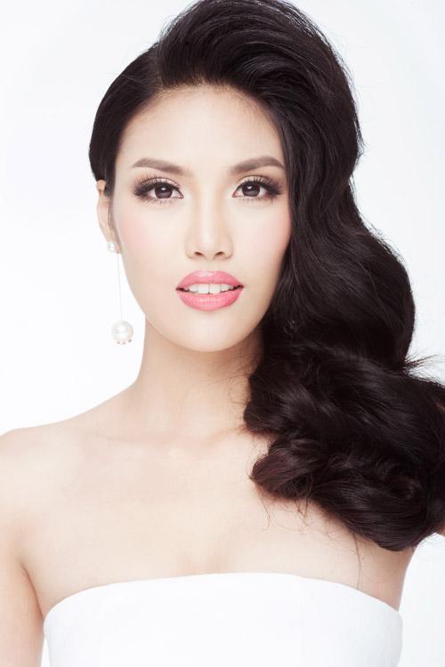 Lan Khuê đã sẵn sàng chinh phục Hoa hậu Thế giới 2015 - 9