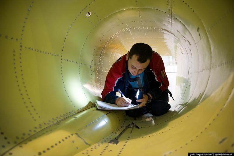 Thâm nhập nơi lắp ráp máy bay cường kích Su-34 - 2