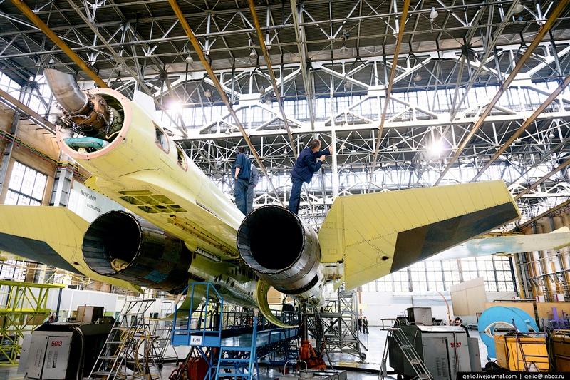 Thâm nhập nơi lắp ráp máy bay cường kích Su-34 - 5