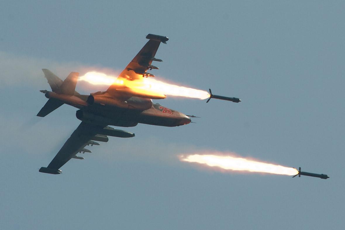 24h không kích, Nga diệt 2 chỉ huy IS, 300 chiến binh khủng bố - 1