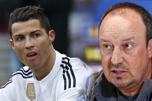 """Real: Benitez có """"sở thích"""" mâu thuẫn với """"công thần"""" - 1"""