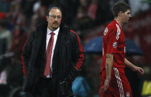 """Real: Benitez có """"sở thích"""" mâu thuẫn với """"công thần"""" - 2"""