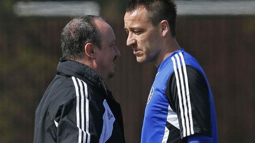 """Real: Benitez có """"sở thích"""" mâu thuẫn với """"công thần"""" - 4"""