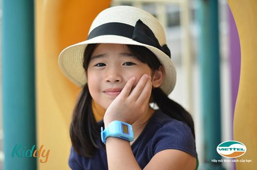 8 lý do dự báo cơn sốt đồng hồ thông minh Kiddy - 1