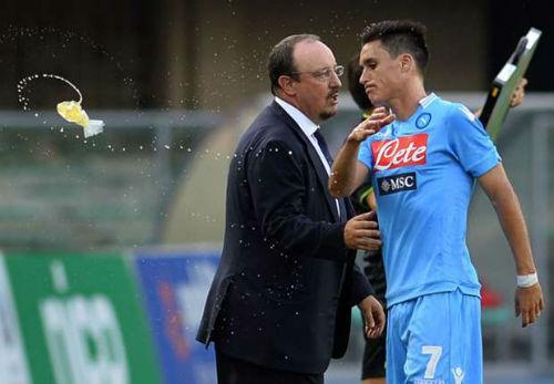 """Real: Benitez có """"sở thích"""" mâu thuẫn với """"công thần"""" - 5"""
