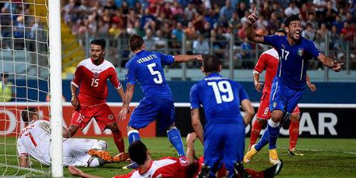 Azerbaijan – Italia: Vinh quang vẫy gọi - 1