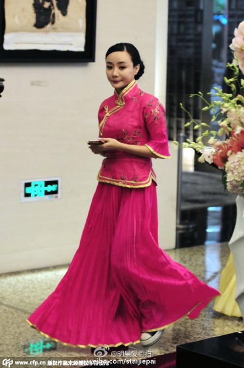 Váy phù dâu trong lễ cưới Angelababy bị chê rẻ tiền - 6