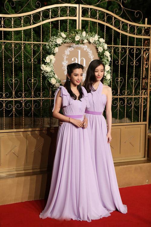 Váy phù dâu trong lễ cưới Angelababy bị chê rẻ tiền - 10