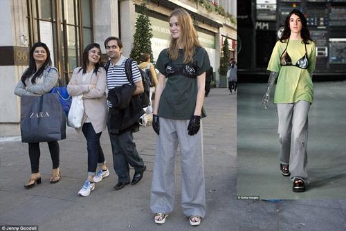 """Tròn mắt xem các """"thảm họa thời trang"""" ít ai dám mặc - 19"""
