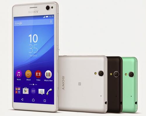 Trên tay smartphone giá rẻ Sony Xperia C4 - 1
