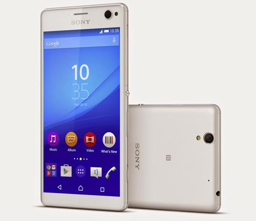 Trên tay smartphone giá rẻ Sony Xperia C4 - 2