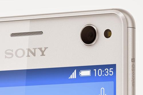 Trên tay smartphone giá rẻ Sony Xperia C4 - 4