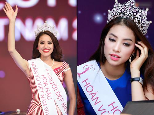 """Nhan sắc """"lai Tây"""" đẹp mê hồn của dàn hoa hậu Việt - 5"""