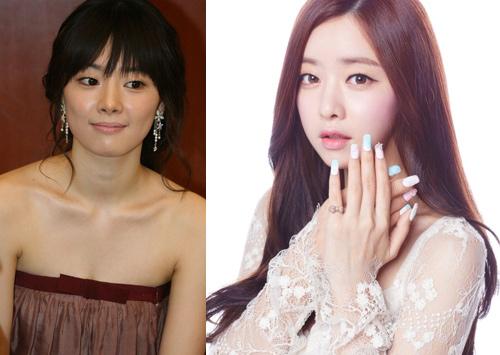 Minh tinh Hàn Quốc gây bất ngờ với vẻ đẹp như búp bê - 5