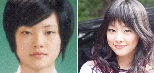 Minh tinh Hàn Quốc gây bất ngờ với vẻ đẹp như búp bê - 3