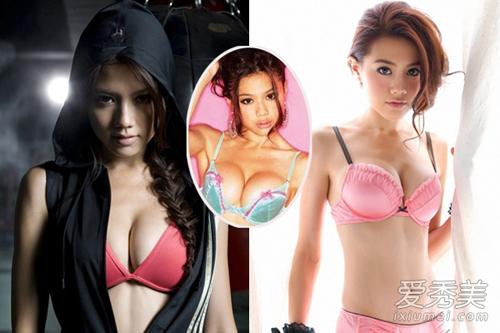 10 bộ ngực gợi cảm gây tranh cãi nhất Trung Quốc - 6