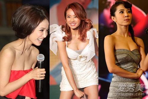 10 bộ ngực gợi cảm gây tranh cãi nhất Trung Quốc - 9