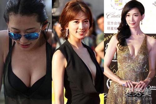 10 bộ ngực gợi cảm gây tranh cãi nhất Trung Quốc - 11
