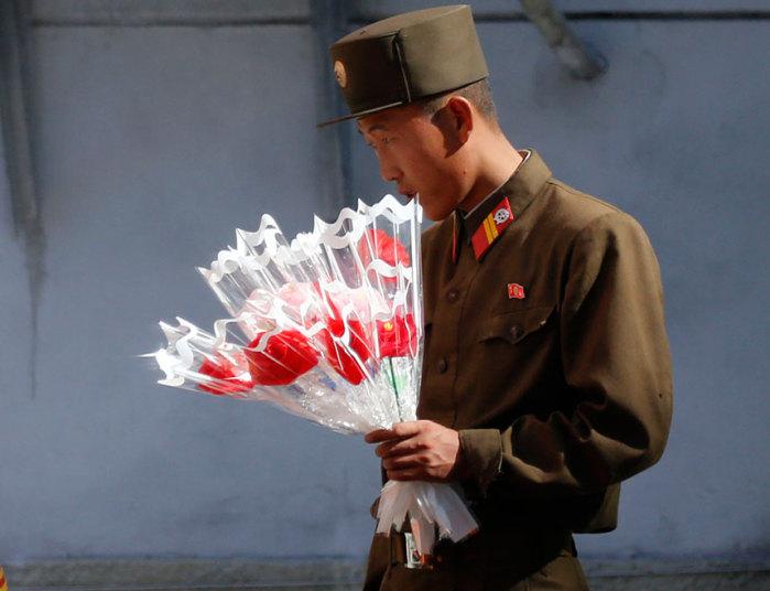 Triều Tiên diễu binh hoành tráng mừng 70 năm thành lập Đảng - 10