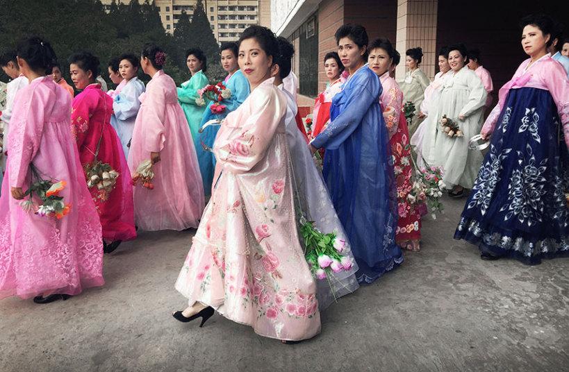 Triều Tiên diễu binh hoành tráng mừng 70 năm thành lập Đảng - 12