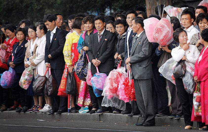 Triều Tiên diễu binh hoành tráng mừng 70 năm thành lập Đảng - 15