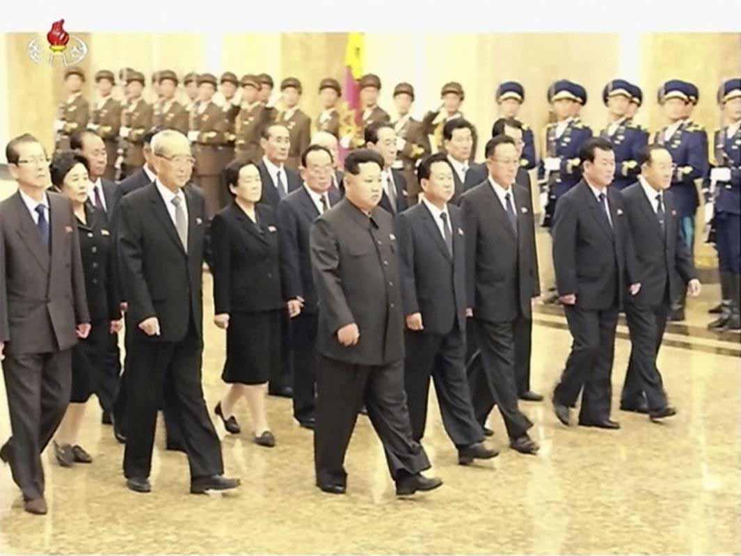 Triều Tiên diễu binh hoành tráng mừng 70 năm thành lập Đảng - 8