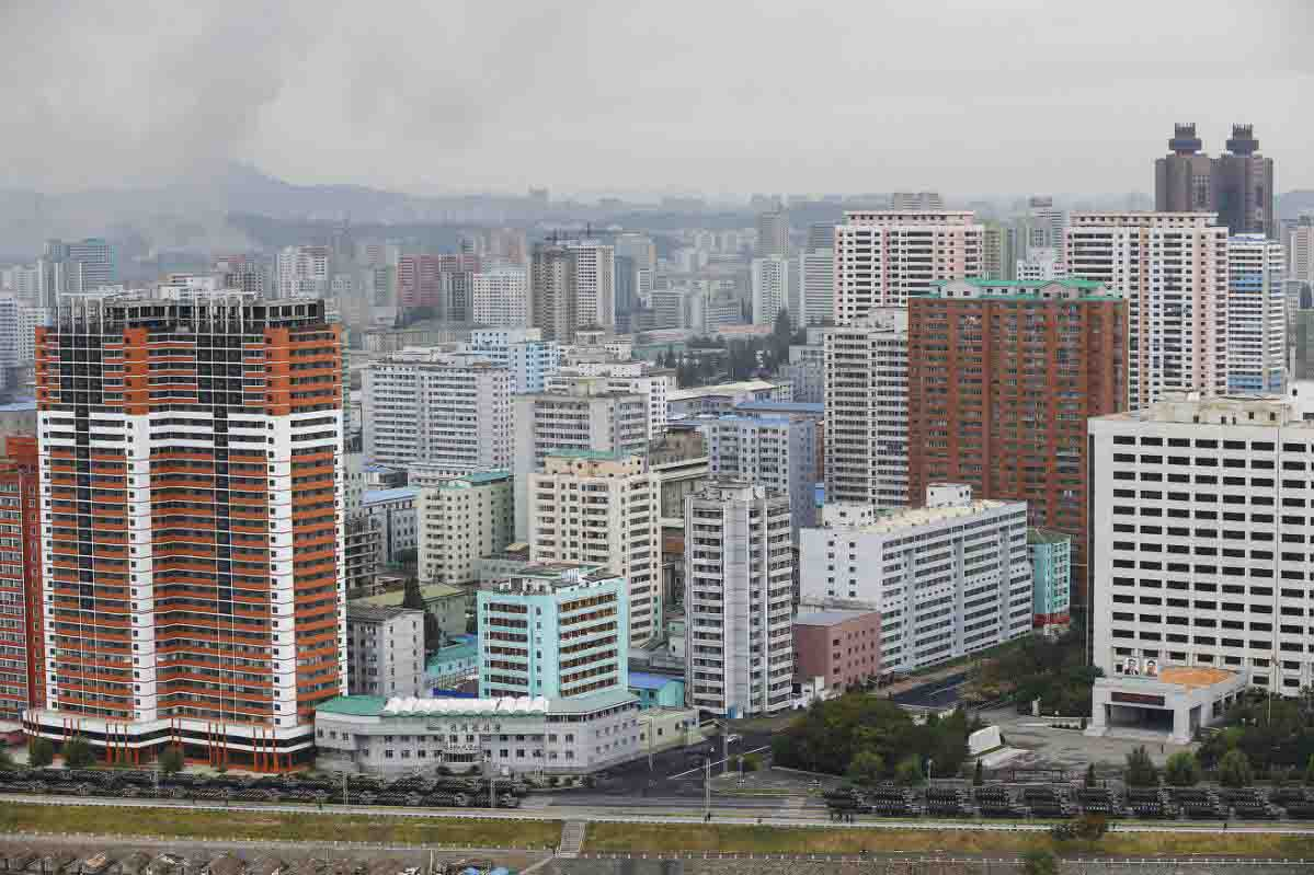 Triều Tiên diễu binh hoành tráng mừng 70 năm thành lập Đảng - 4