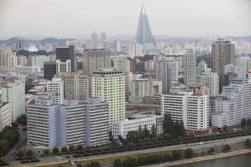 Triều Tiên diễu binh hoành tráng mừng 70 năm thành lập Đảng - 5