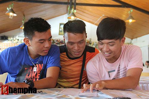 VN Open 2015: Hoàng Nam gặp hạt giống số 2 ở vòng đầu - 1