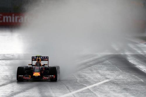 Chạy thử Russian GP: Mưa tầm tã tại Sochi - 2