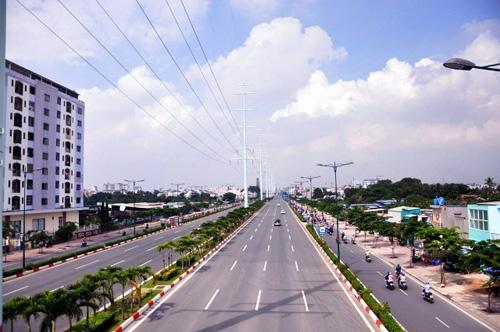 Thông xe cầu Gò Dưa trên đại lộ đẹp nhất TP.HCM - 4
