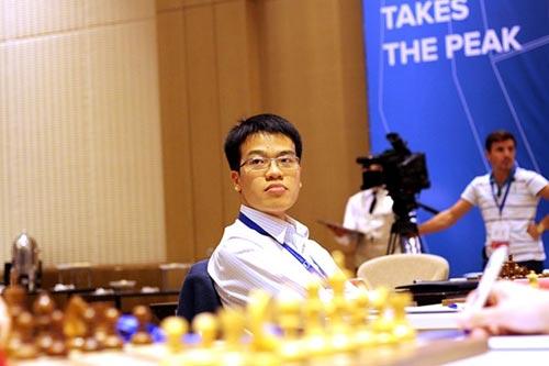 Tin HOT 10/10: Quang Liêm toàn thắng ở giải cờ triệu đô - 1