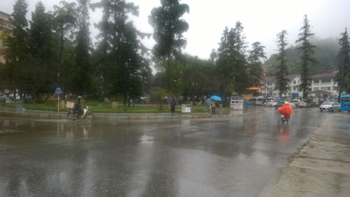 Miền Bắc tiếp tục có mưa, nhiệt độ giảm sâu - 6